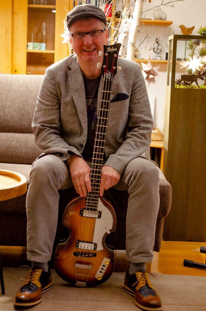 Höfner Bass