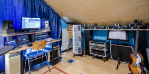Projekt-Tonstudio in Dössel