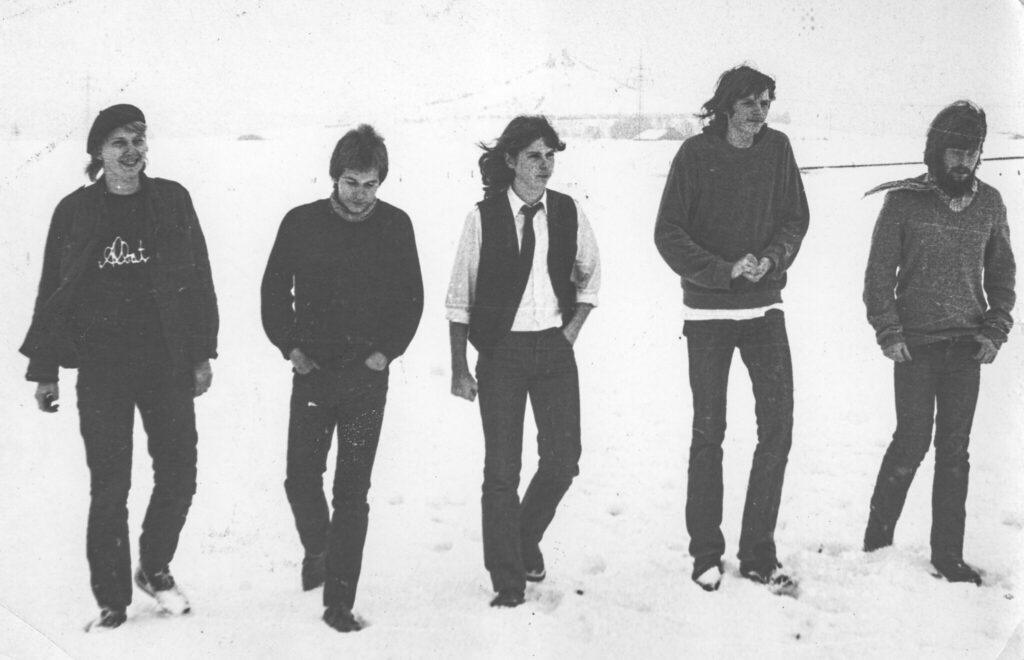 Rockband Albatross