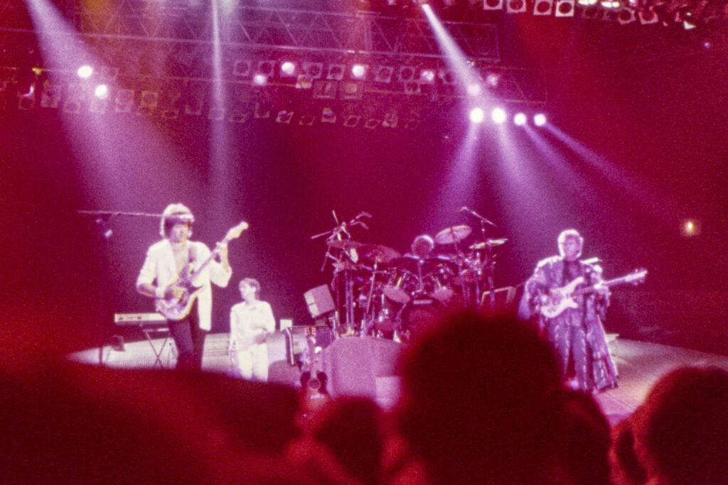 Yes Konzert in Köln 1984